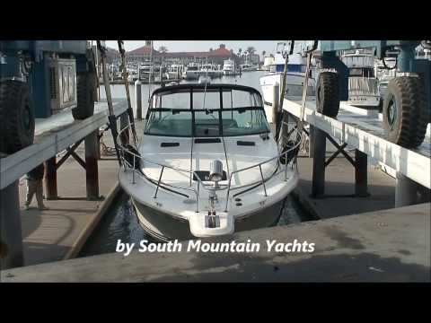 Sea Ray 370 Sundancer Hull Inspection by South Mountain Yachts