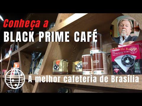 Black Prime - uma história de amor ao café