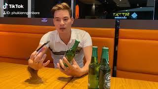 Mở bia như nào cho ngầu anh em - N.V.Tiến