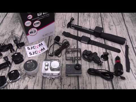 SJCAM SJ7 STAR 4K Action Camera - GoPro Killer?