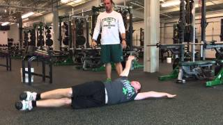 Just the tip Tuesday - upper body roll