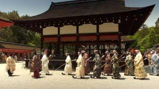 KYUDO AND SHINTO CEREMONY by Empty Mind Films