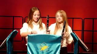 India playing Clarinet at Big Music Night 2011