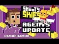 ★ SHOOTY SKIES Major UPDATE   GOLDEN TICKETS, New Terrain and New Secret Characters!