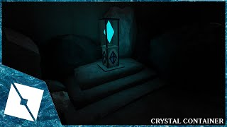 ROBLOX Studio | [SpeedBuild] Crystal Container