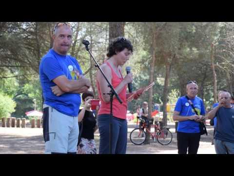 Carta Homenaje de la madre de Daniel Camarzana