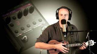 harmony gxt with ukulele full set