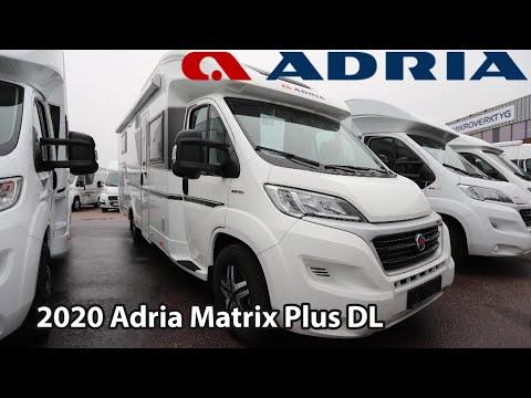Adria Matrix Plus 670 DL 2020 Motorhome 7,50 M