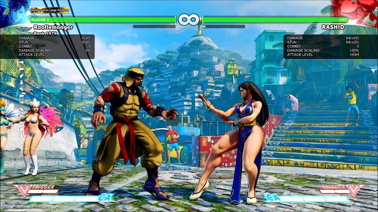 How To Chun Li Instant Air Legs Mk Bird Kick Combo Youtube
