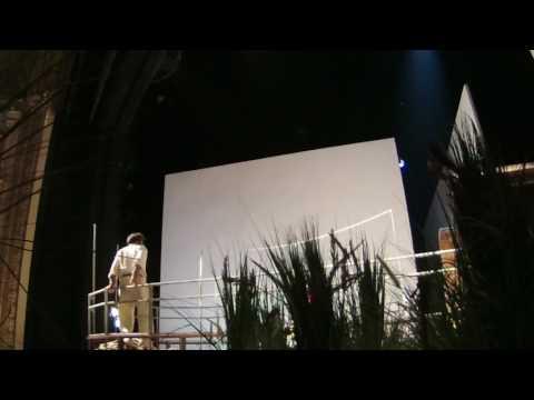 Luigi and Giorgetta's Duet, from opera production of Puccini's 'Il Tabarro'