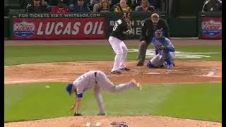 MLB Extremely Wild Pitches
