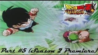Let's Play Dragon Ball Z: Ultimate Tenkaichi Part 5 (The Frieza Saga Begins)