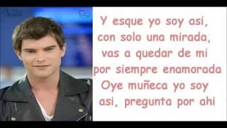 Violetta 2 - Diego et Violetta - Yo soy asi (LETRA)