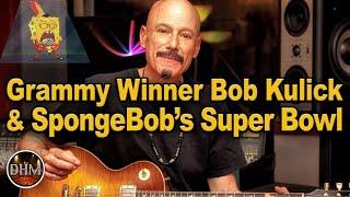 SpongeBob's Sweet Victory at the Super Bowl with Bob Kulick!