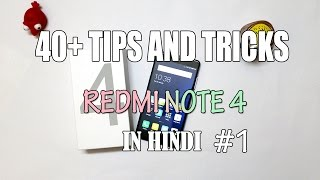 Redmi Note 4 Tips And Tricks in  Hindi | Part 1 | android buddy|