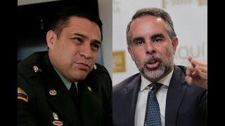 Escándalo de chuzadas: capturan a general Guatibonza y hacen graves acusaciones a Armando Benedetti