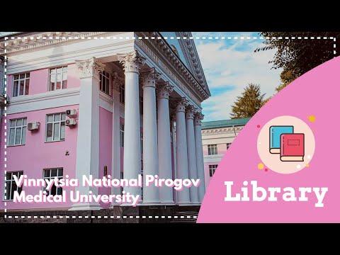 Vinnitsa National Medical University | Library