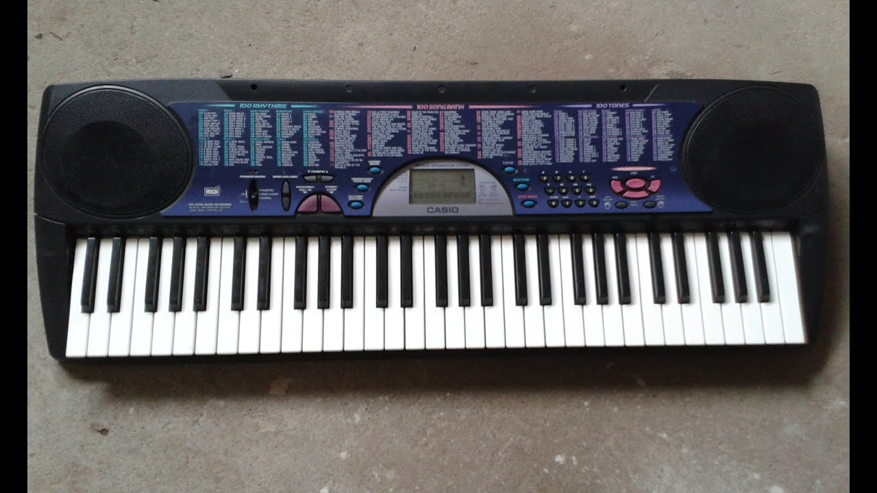 casio ctk 451 youtube rh youtube com Casio Keyboards Christmas Old Casio Keyboard with Cartridge