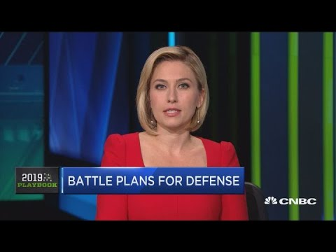 Here's what to expect for the defense sector in 2019