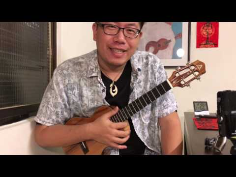 George Benson 〈Nothing's Gonna Change My Love for You〉(此情永不渝) Ukulele Solo演奏教學 Tutorial-B