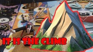 It is the Climb ⛰ (WK 345.4) | Bratayley
