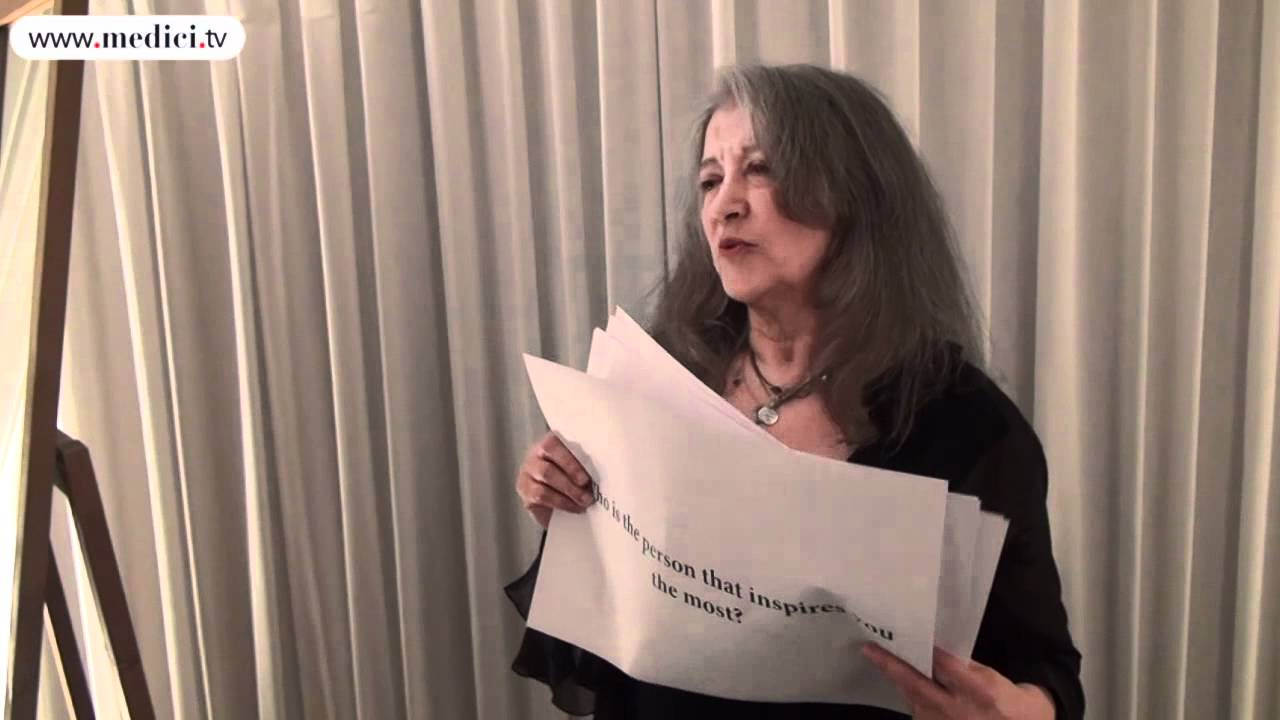 #11 INTERVIEW MARTHA ARGERICH