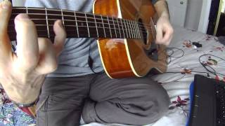 stormbringer! - john martyn - chord / tuning demo