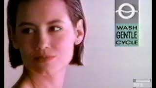 Dove Beauty Wash Commercial 1991