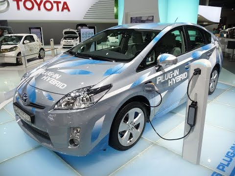 Top 10 Electric Cars With Toyota Camry Hybrid Electric Car Nemmp
