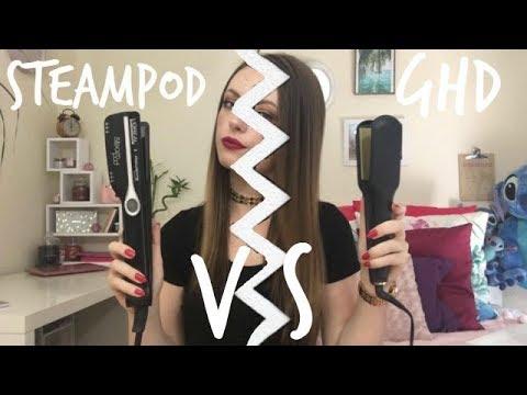 Steam pod VS ghd! Mon avis! - YouTube 98030f4170e