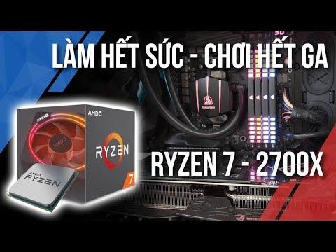 Ryzen 7 - 2700X: