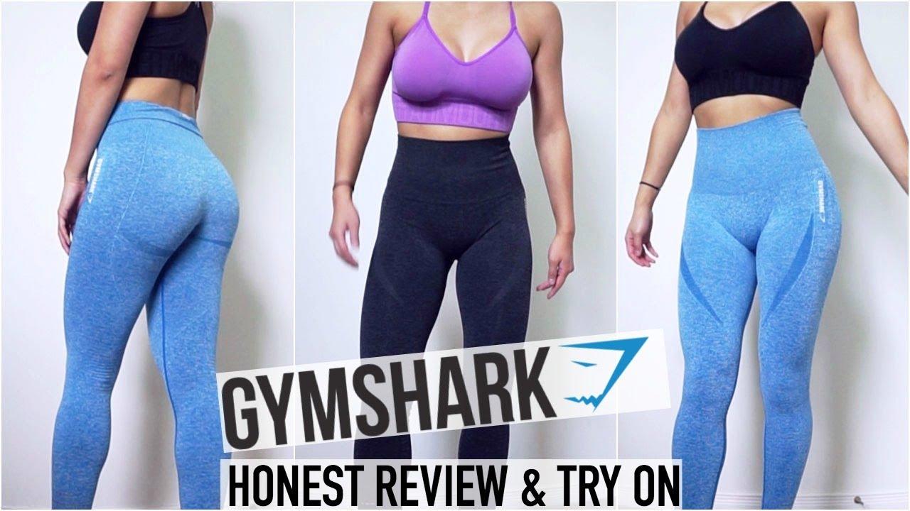 fb78daeceb 100% Honest GYMSHARK Seamless Legging Review   Try On