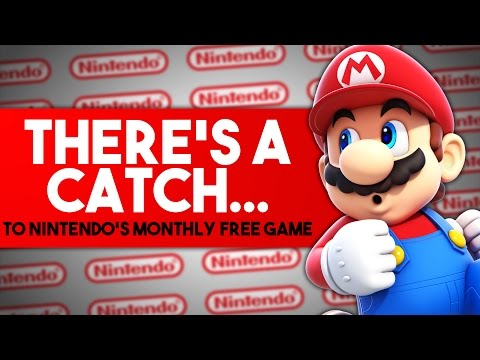 Nintendo's Free Game of the Month is More Like a Game Rental!  Give It Thought
