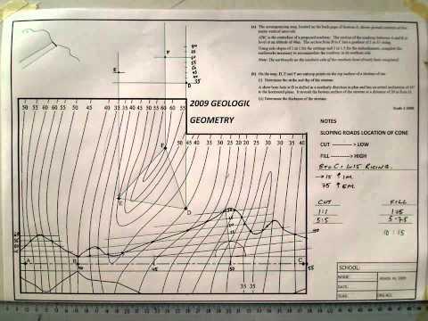 2009 HL DCG Geologic Geometry