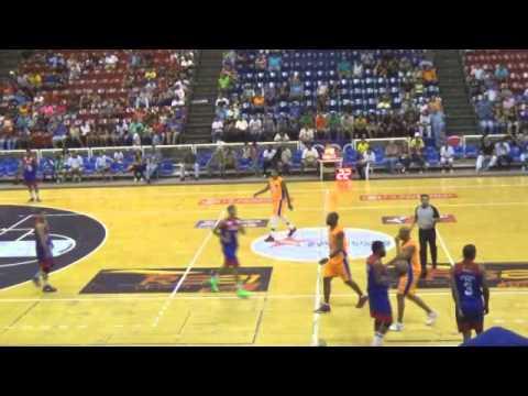 Liga Nacional de Baloncesto. Final 2da División Aragüeños B.B.C. Vs Cangrejeros. Juego N°4