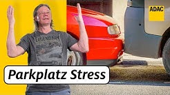 Parkplatz freihalten, jemanden zuparken etc.: Ist das erlaubt?   ADAC   Recht? Logisch!