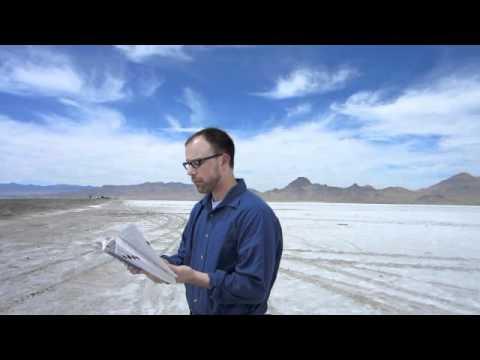 Mission #4: Bonneville Salt Flats