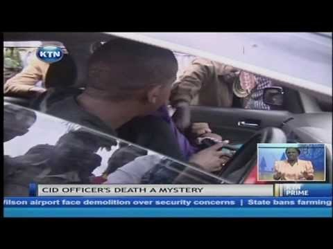 CID officers murdered in Eastleigh
