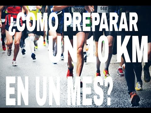 como-entrenar-10k-en-un-mes- -consejos-running