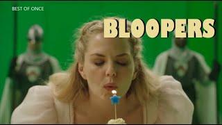 Jennifer Morrison, Ginny Goodwin, Lana Parrilla, Josh Dallas and Colin O'donoghue bloopers season 6