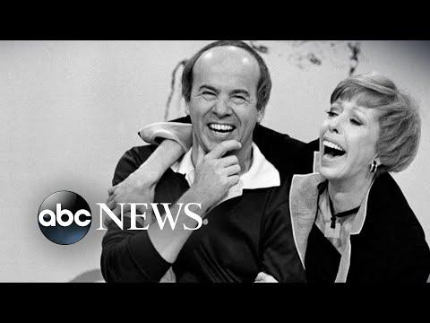 Comedian Tim Conway, of 'Carol Burnett Show' fame, dies