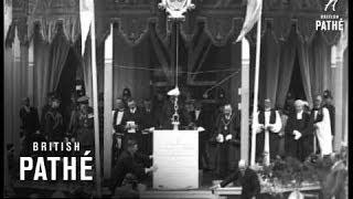 Royal Visit To Peterborough (1929)