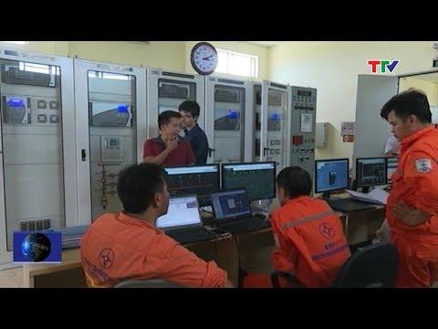 Yên Định: Vận hành trạm biến áp 110KV