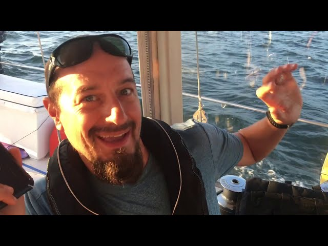 We made it to Costa Rica, capsize a boat, and sail with two spinnakers! ~Life off the deep end Ep 25