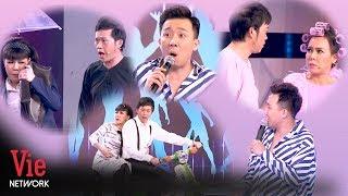 Những màn chào sân Người Bí Ẩn mặn mà , duyên dáng của cặp vợ chồng màn ảnh Hoài Linh - Việt Hương