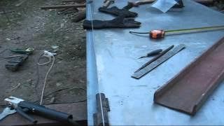 Часть №8 Как соостно выставить точенные дверные петли?(В этом видеоролике: 1) Как соостно выставить точенные петли на металлические двери; 2) Обзор изготовленных..., 2015-05-10T04:11:15.000Z)