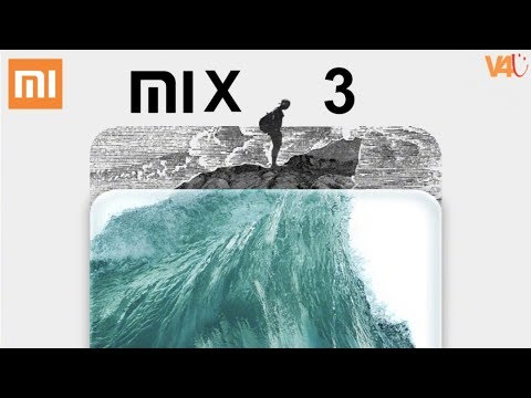 Xiaomi Mi Mix 3 Launch Date 'Officially Confirmed', Specifications, Features, First Look, Xiao AI