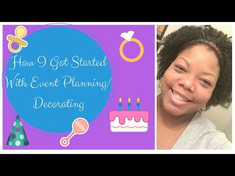 Requested ~ How I Started With Event Decorating/Planning & Story Time