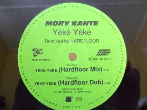 Mory Kante   Yeke Yeke Hardfloor Mix