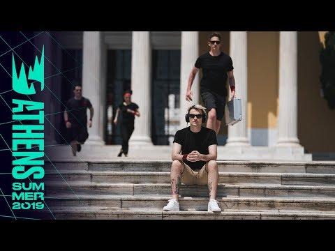 LEC's Sandstorm in Athens! - YouTube